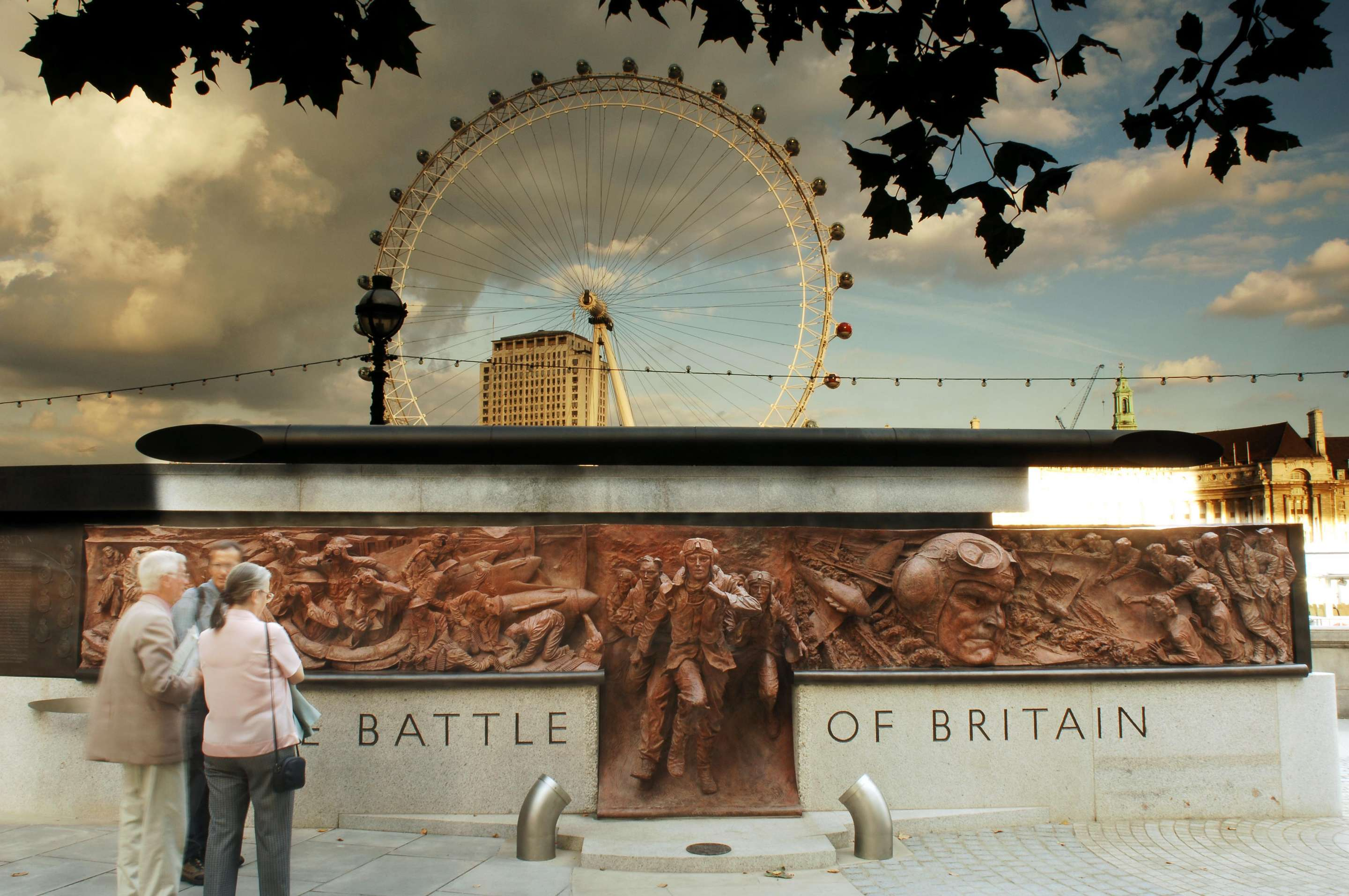 The Battle of Britain Monument